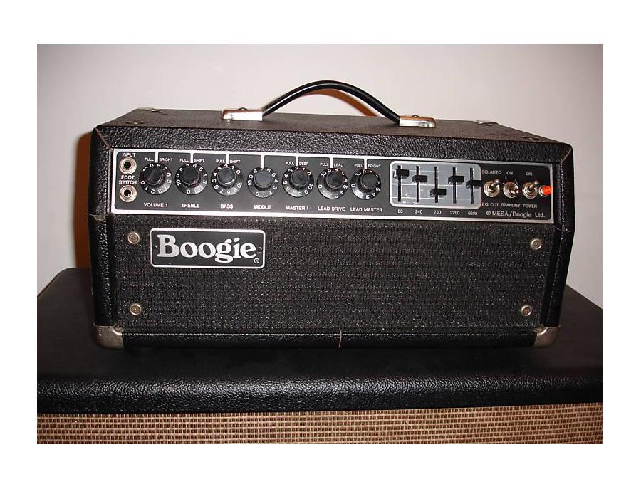 Mesa Boogie Mark IIC Head