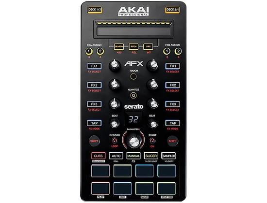 Akai AFX Serato Controller