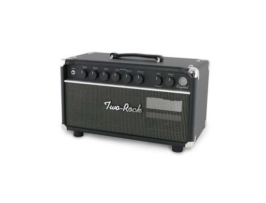 Two Rock Crystal 40w Amplifier Head