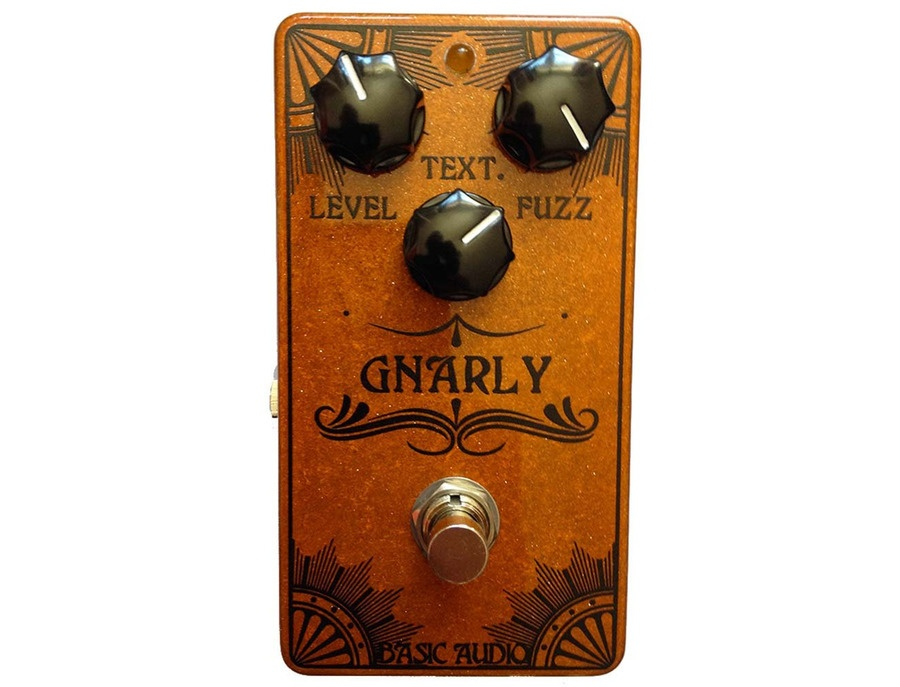 Basic Audio Gnarly Fuzz Pedal
