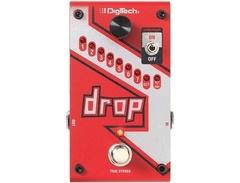 Digitech drop polyphonic drop tune pedal s