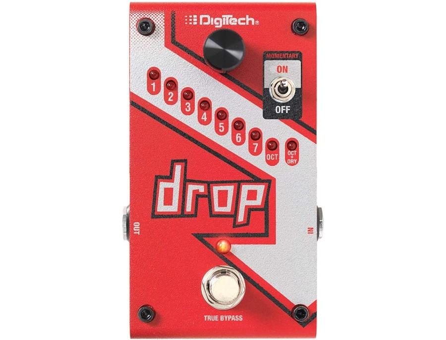 Digitech drop polyphonic drop tune pedal xl