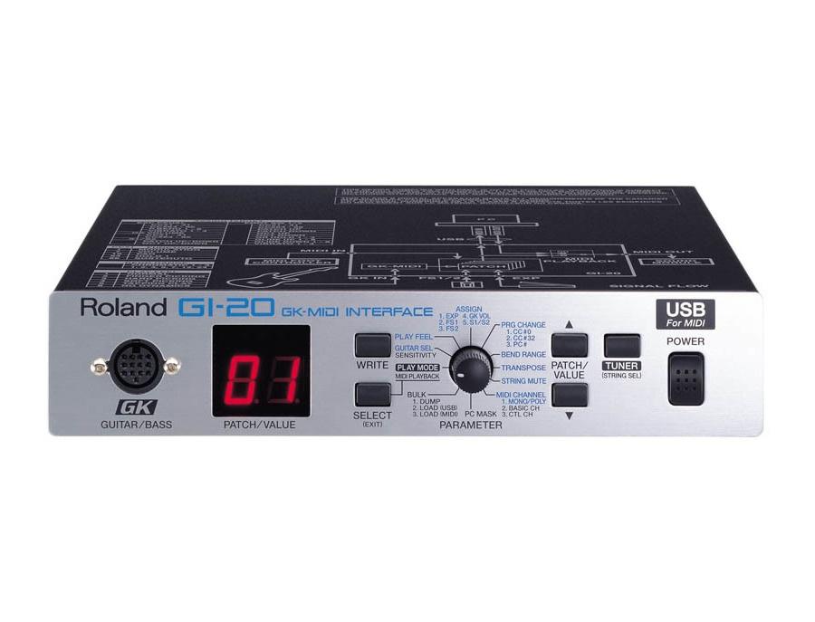 Roland gi 20 xl