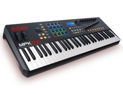 Akai mpk261 61 key midi controller s