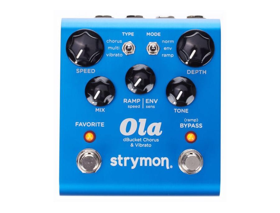 Strymon Ola dBucket Chorus & Vibrato