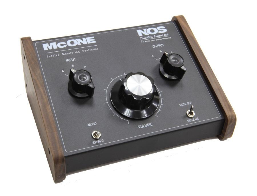 McONE NOS Passive Monitoring Controller