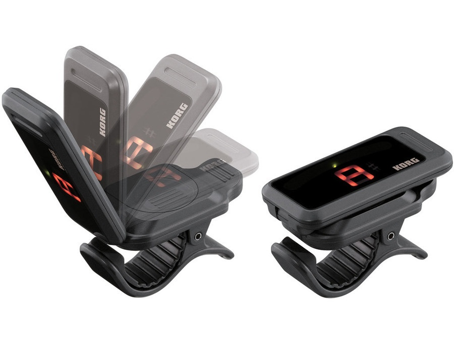 Korg Pitchclip Clip-On Tuner