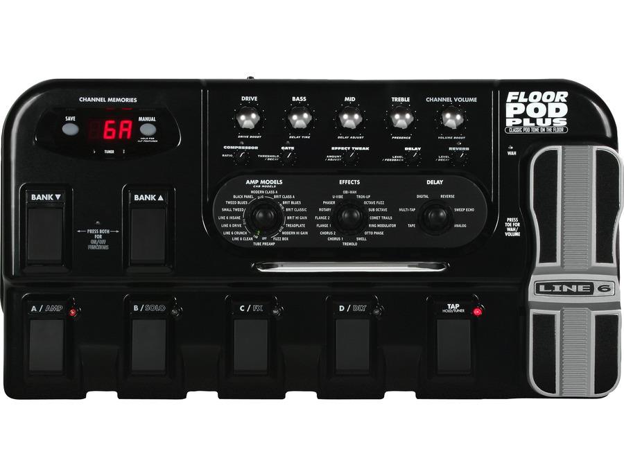 Floor POD Plus - Line 6