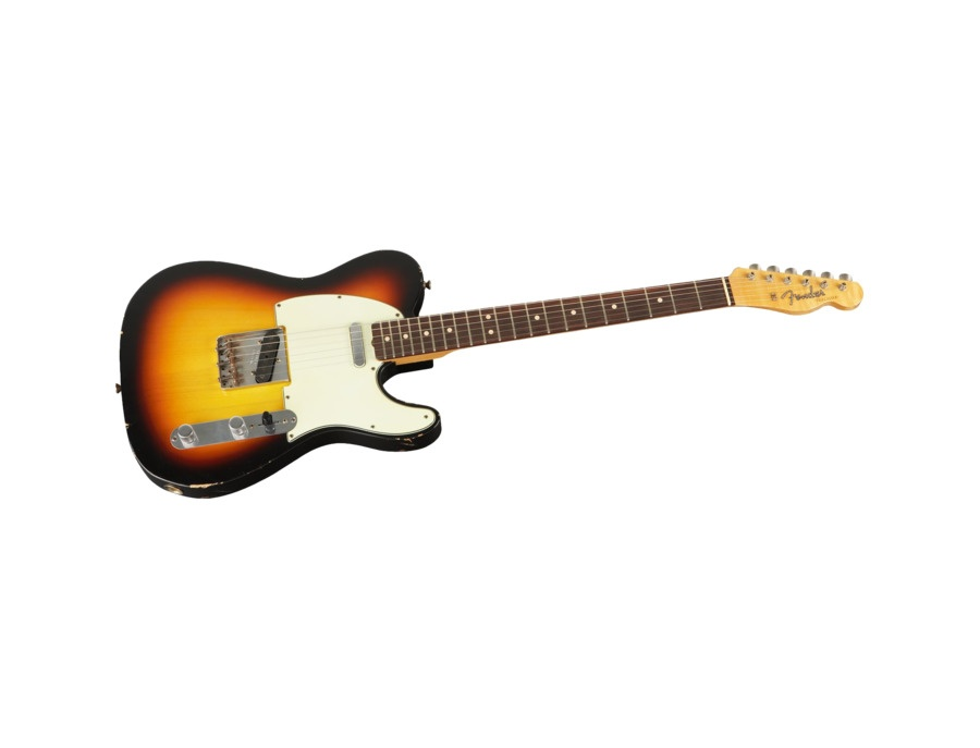 Fender 1963 telecaster custom xl