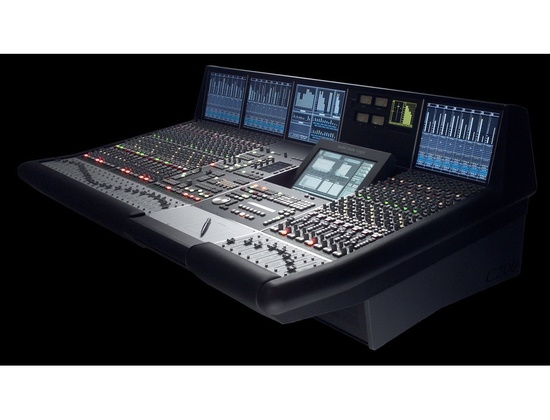 Solid State Logic C200 HD Digital Production Console