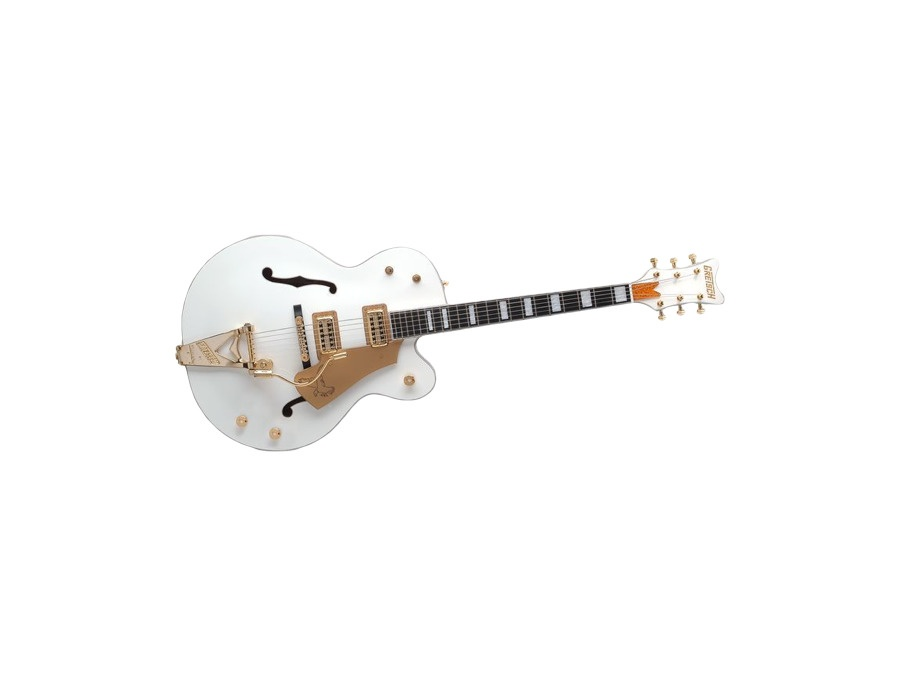 Gretsch 1955 white falcon electric guitar xl