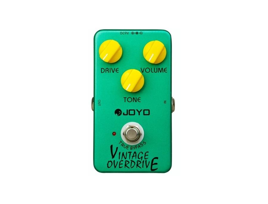Joyo jf 01 vintage overdrive pedal xl