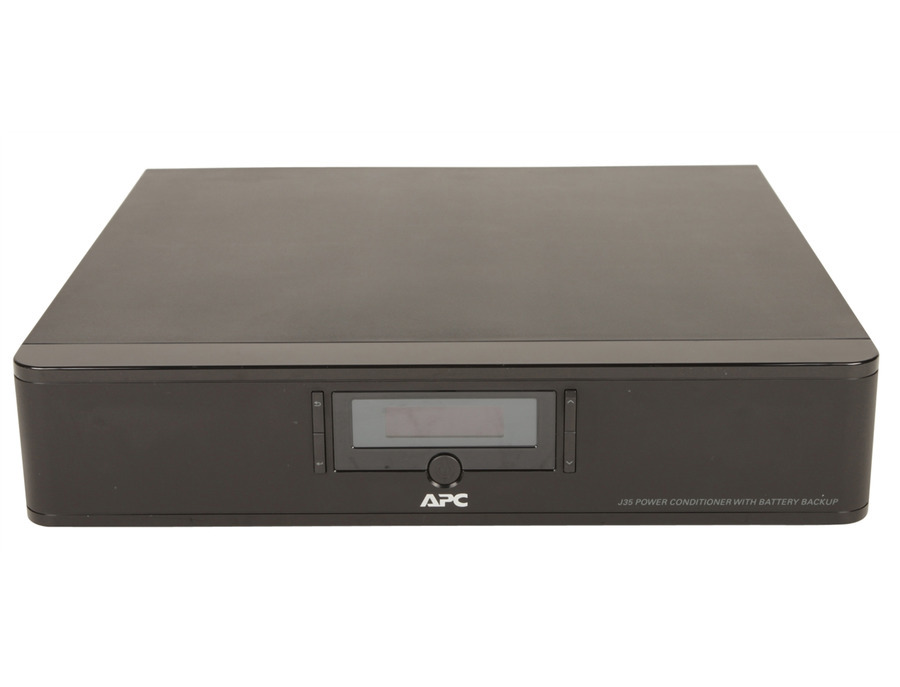 APC - Backup UPS J35B / 865 Watts /1500 VA