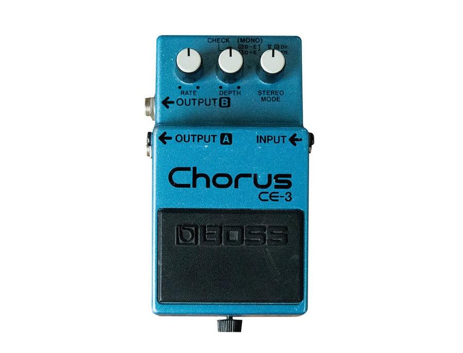 Boss CE-3 Chorus