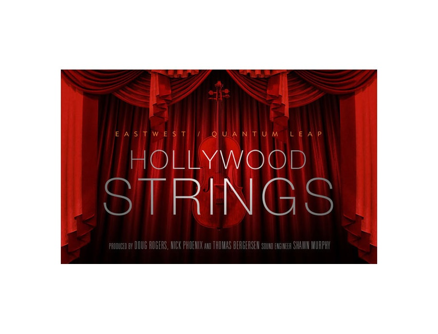 East west quantum leap orchestral hollywood series xl