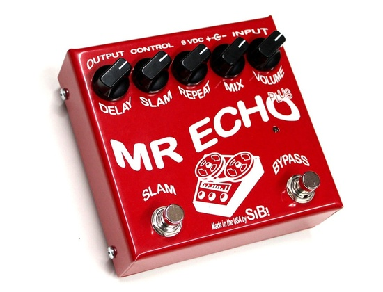 SIB Electronics Mr. Echo Plus Delay