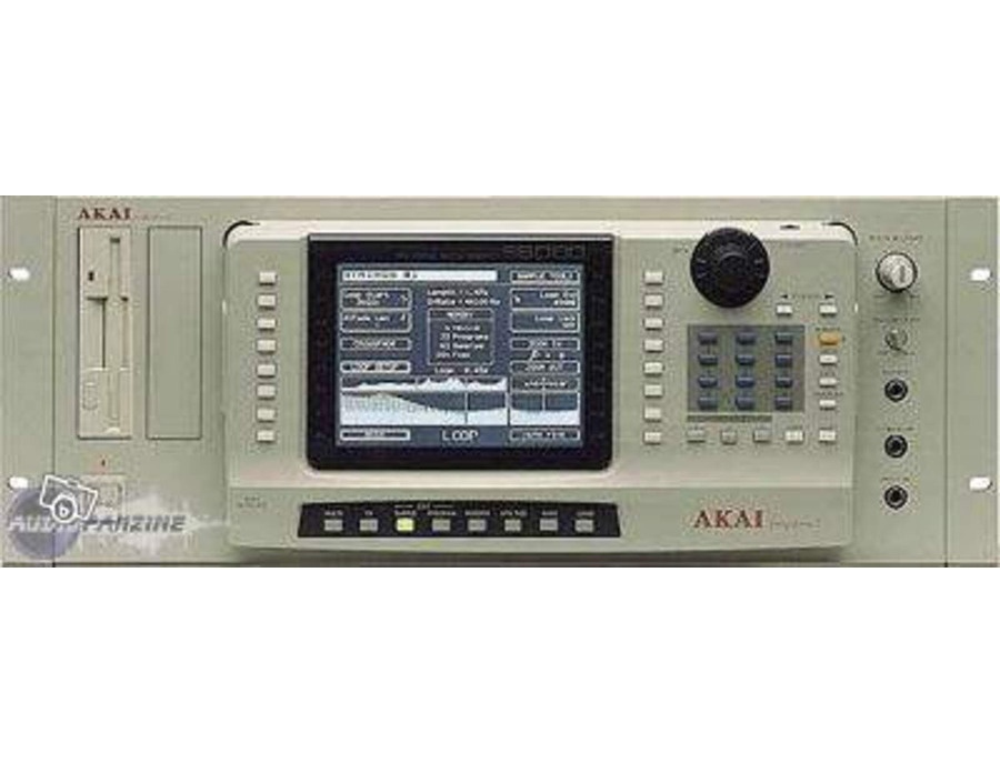 Akai S6000