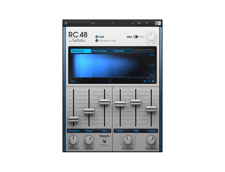 Native instruments rc 48 xl