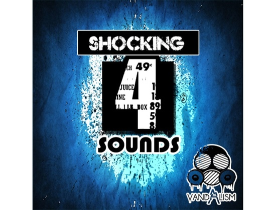 Vandalism Shocking Sounds 4 Sylenth1 Preset Pack