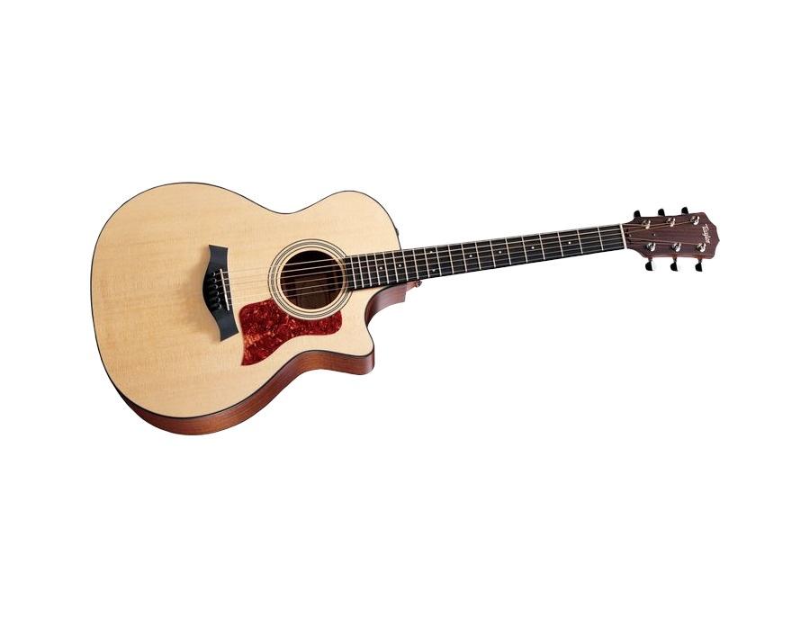 Taylor 314ce Sapele/Spruce Grand Auditorium Acoustic-Electric Guitar