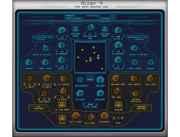 Altair 4 Ambiance VST