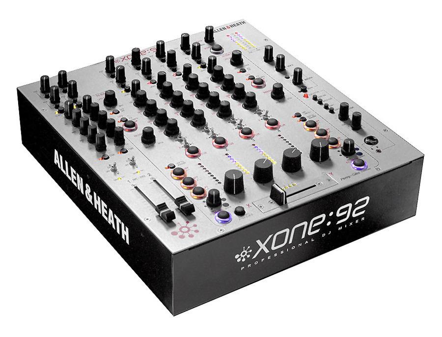 Allen heath xone 92 mixer xl