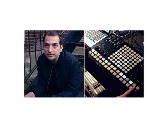 Livid Instruments Marc Houle Custom Controller