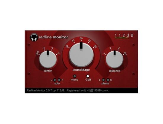 112db Redline Monitor