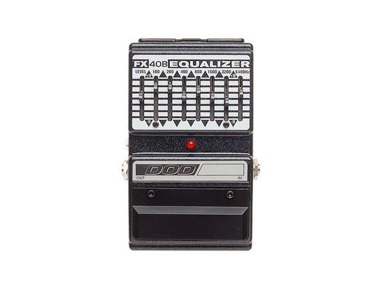 DOD FX40B Equalizer Pedal
