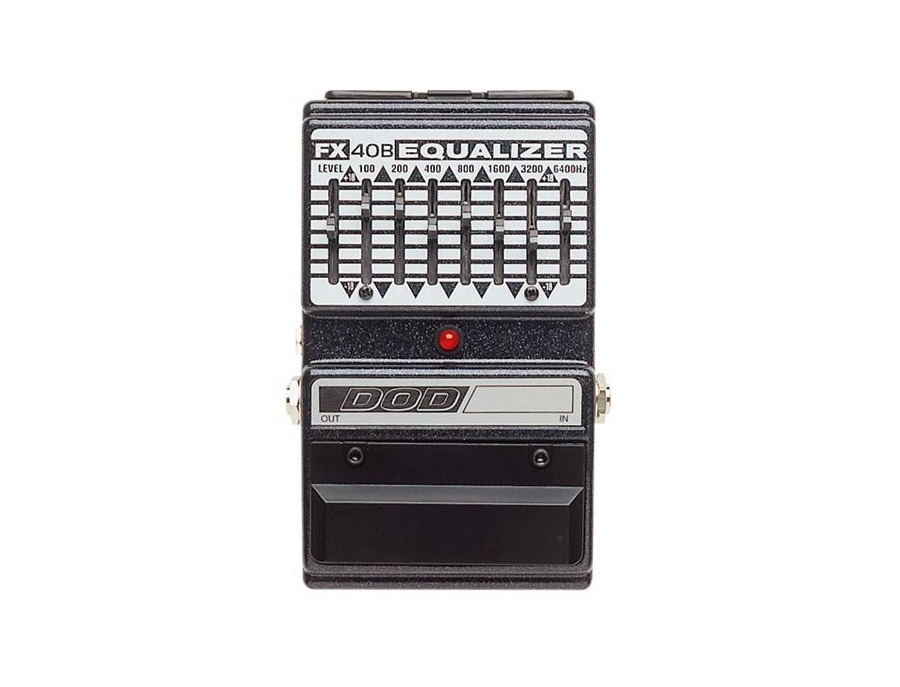 DOD FX40B Equalizer Pedal Reviews & Prices | Equipboard®