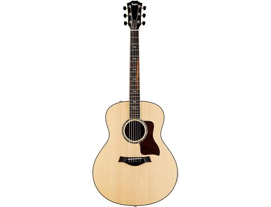 Taylor 818e grand orchestra es2 acoustic electric guitar xl