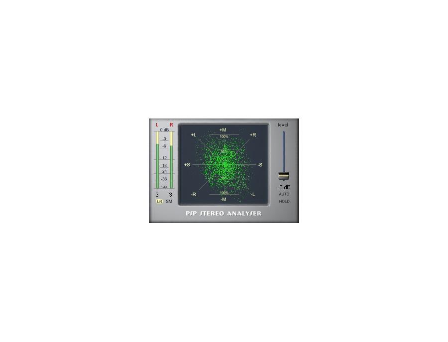 PSP StereoAnalyser Plugin