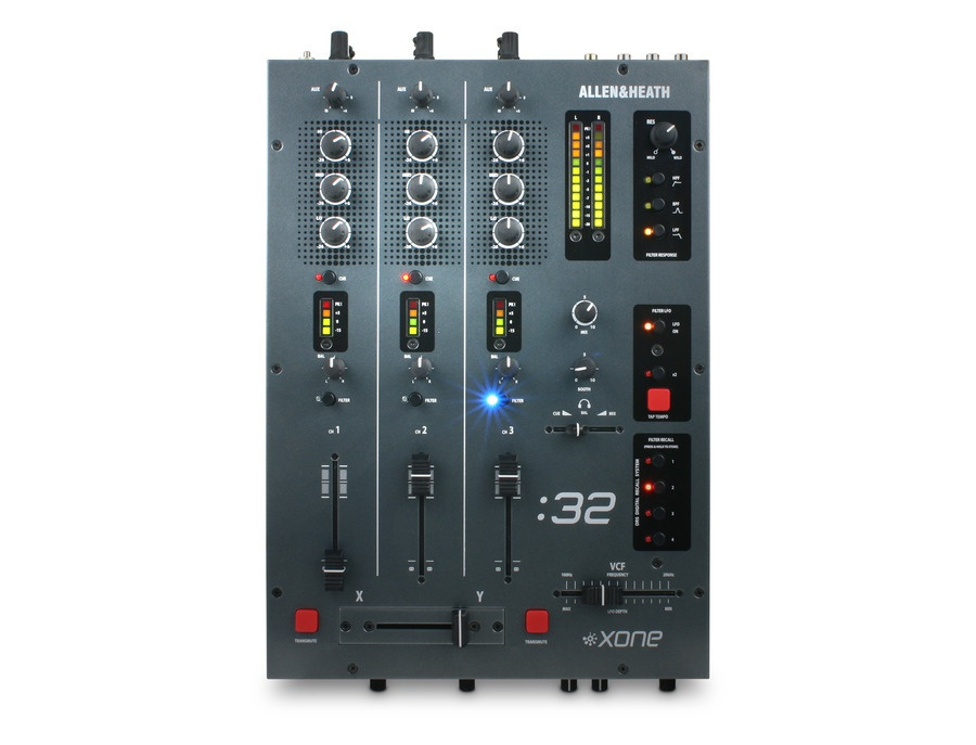 Allen & Heath Xone:32 Mixer