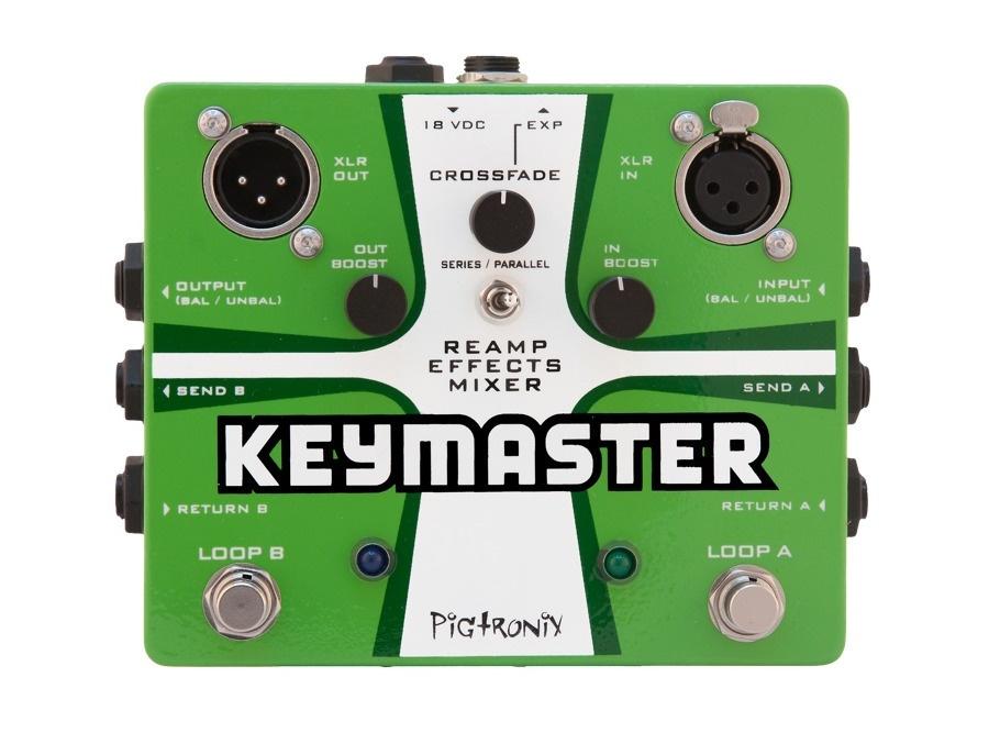 Pigtronix Keymaster
