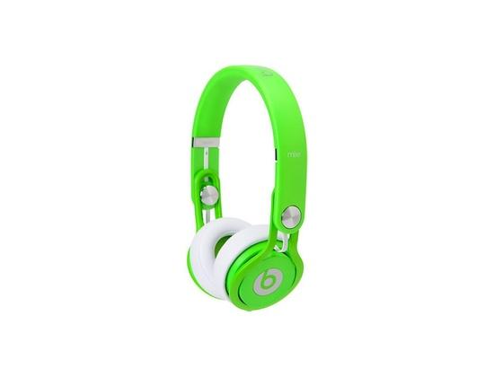 Beats By Dr. Dre Mixr On-Ear Headphones Green