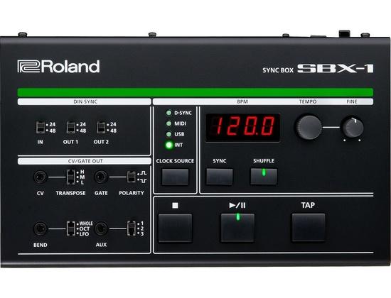 Roland SBX-1 Sync Box
