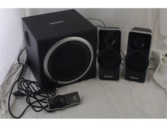 Plexgear Multimedia Speaker