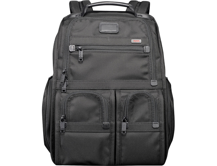 Tumi Alpha Compact Laptop Brief Pack