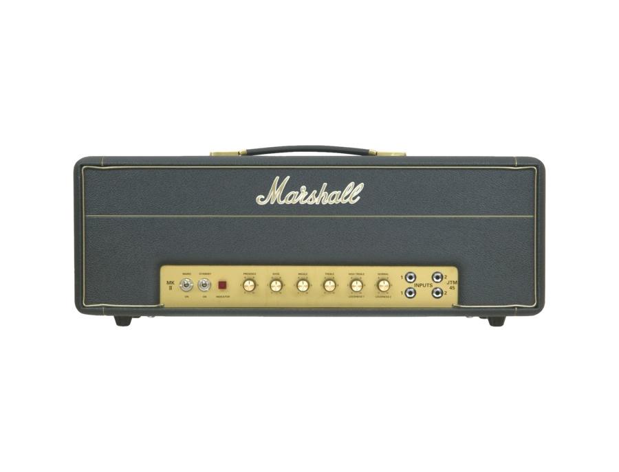Marshall jtm45 45w tube guitar amp head xl