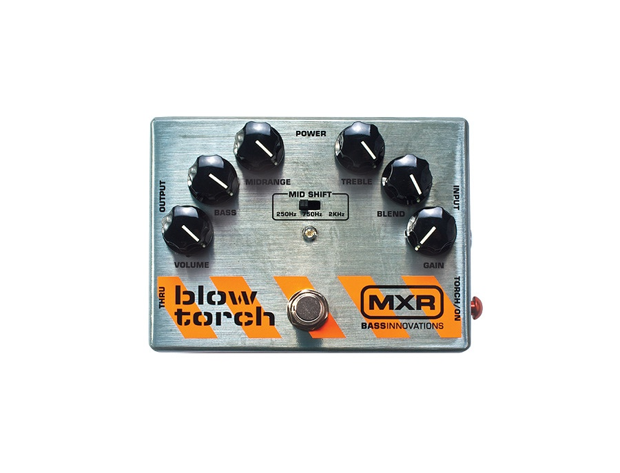 Mxr m 181 bass blowtorch xl