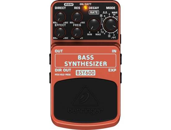 Behringer BSY600 Bass Synthesizer