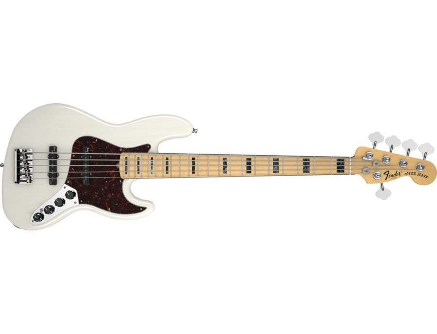 Fender American Deluxe 5-String Jazz Bass