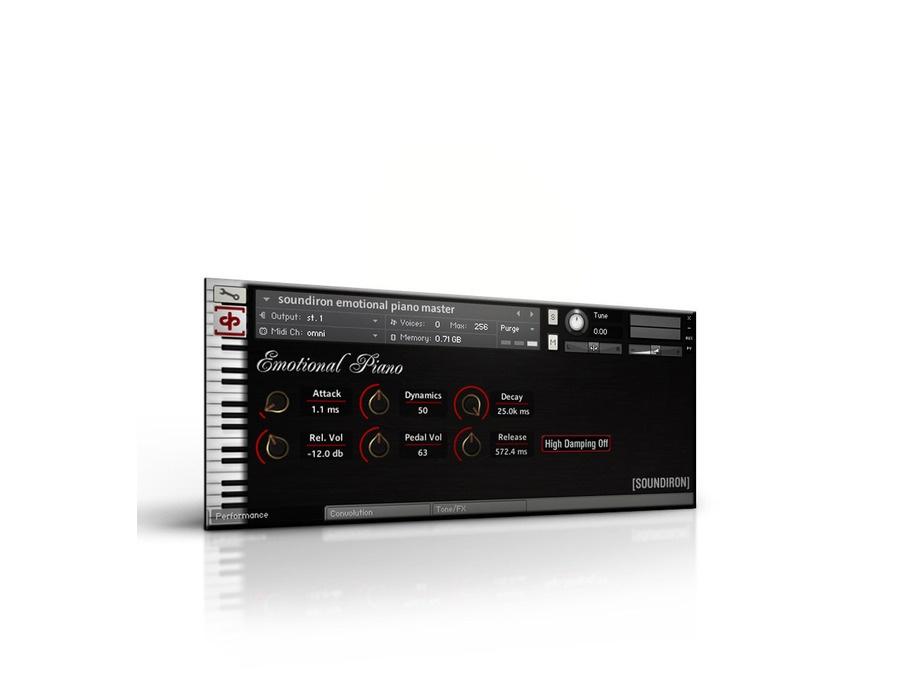 Soundiron Emotional Piano Virtual Piano