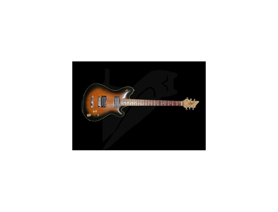 MDX R.L. Burnside Custom Guitar