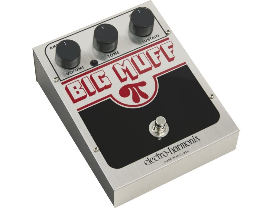Electro harmonix big muff pi xl