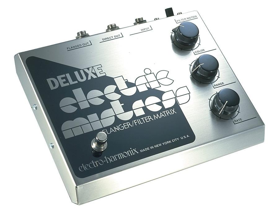 Electro harmonix deluxe electric mistress xl