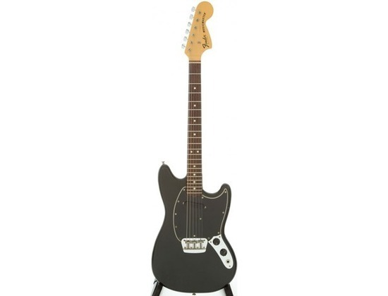 Fender Musicmaster Guitar Black