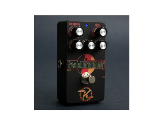 Keeley Stahlhammer Distortion