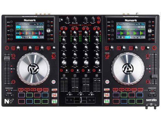 Numark NV Intelligent Dual Display Controller