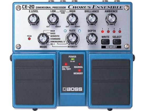Boss CE-20 Chorus Ensemble Pedal